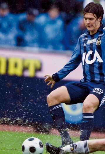 dagens motståndare - Djurgården Fotboll - Stockholms Stolthet