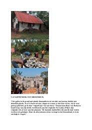 2007 - Stichting beter wonen op Sri-Lanka