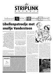 Libellenpatroelje met snuifje Vandersteen - Stripspeciaalzaak.be