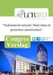 Congresverslag LCB2013 - Landelijk Congres der Bestuurskunde ...