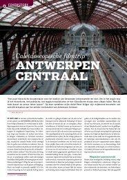 [PDF] Caleidoscopische filmtrip Antwerpen Centraal - Filmmagie