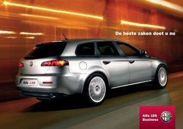Alfa 159 Business