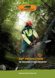 SIP® PROTECTION SIP® PROTECTION