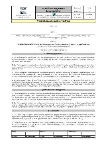 Gemütlich Elektro Wartungsvertrag Vorlage Bilder - Entry Level ...