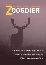 nederland - Nieuw in de Zoogdierwinkel