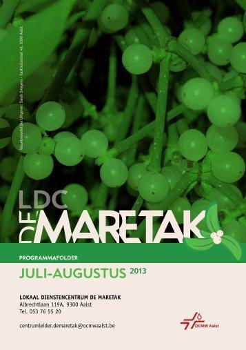 activiteitenaanbod - LDC Aalst