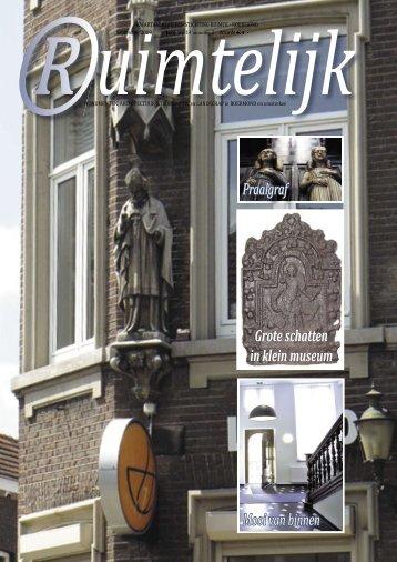 Ruimtelijk sept. 2009 - Stichting Ruimte Roermond
