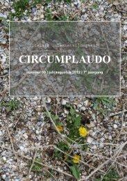 Juli - Augustus 2012 (pdf) - Circumplaudo