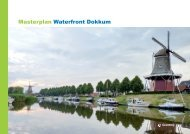 Masterplan Waterfront Dokkum - Friese Meren