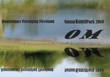 NatuurKunstPark 2010 NatuurKunstPark 2010 - Kunstenaars ...