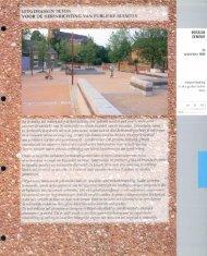 uitgewassen beton voor de herinrichting van publieke ... - Febelcem