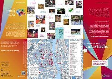 Cultuurzomer Maastricht - VVV Maastricht