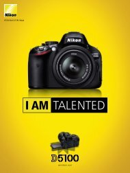 I AM TALENTED - Nikon