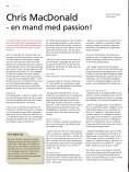 Chris MacDonald - en mand med passion! - Page 2