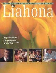 Februari 2003 Liahona