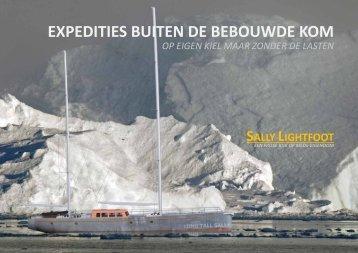 EXPEDITIES BUITEN DE BEBOUWDE KOM