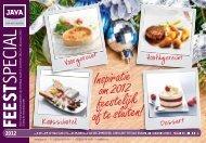 Hoofdgerecht Kaasschotel Voorgerecht Dessert - Java