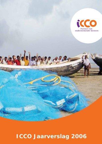 ICCO Jaarverslag 2006 - CBF