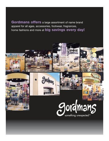 Marketing Vendor Book - .pdf - Gordmans