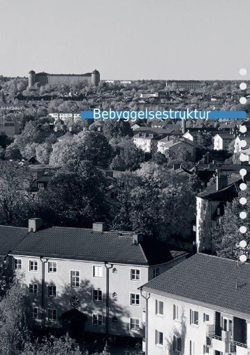 Bebyggelsestruktur - Uppsala kommun