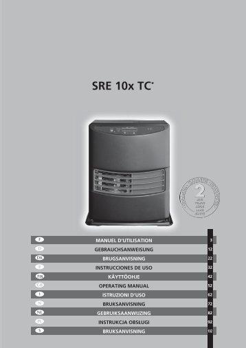srE 10x TC* - PVG Support
