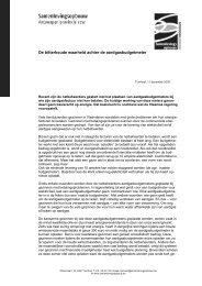 De bitterkoude waarheid achter de aardgasbudgetmeter (december ...