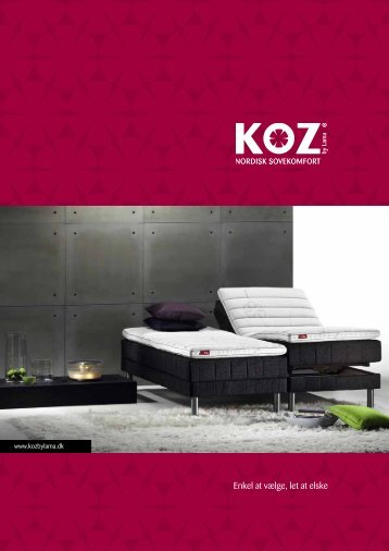 KOZ katalog - KOZ by Lama