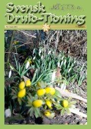 Nr 3 mars 2011 77 årgången - svenska druid-orden