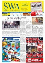sonntag in Bad Berleburg 6. 3. 2011 von 13 - Siegerländer Wochen ...
