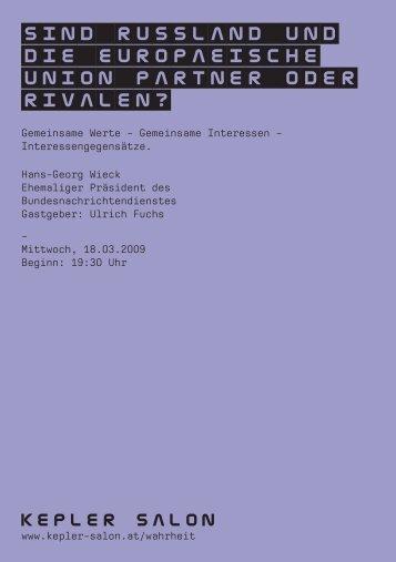 Heft_Wieck_20090318.pdf - Kepler Salon