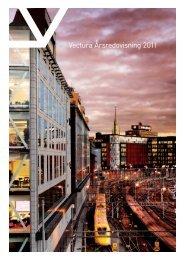 Vectura Årsredovisning 2011