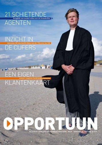 Opportuun september 2010 - Openbaar Ministerie