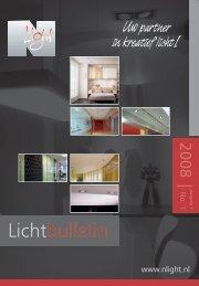 Lichtbulletin - N Light BV