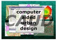 Computer-Aided Urban Design - De Digitale Stad