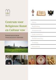 Centrum voor Religieuze Kunst en Cultuur vzw - CRKC