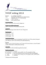 VVOF veiling 2012 - Vereniging van Verzamelaars van Oude Fondsen