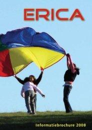 Informatiebrochure 2008 - Kids Society Erica