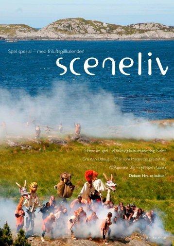 Sceneliv 2/2012 - Norsk teaterråd