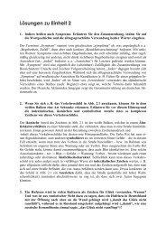 Lösungen zu Einheit 02 - Bachelor-Wissen