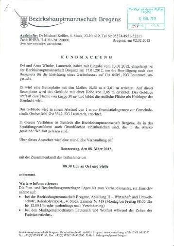 """ff Bezirkshauptmannschaft Bregenz 5153-31""""?"""