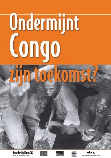 BD Ondermijnt Congo zijn toekomst? - Broederlijk Delen