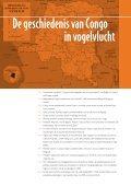 BD Ondermijnt Congo zijn toekomst? - Broederlijk Delen - Page 3