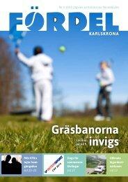 Klicka här för att öppna Fördel 1, 2012. - Karlskrona Tennisklubb