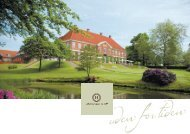 Se profilbrochure - Hindsgavl Slot