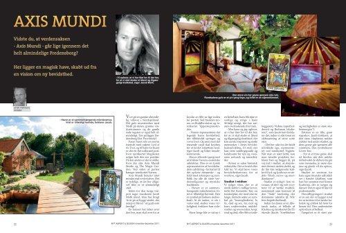 Nyt Aspekt - Axis Mundi Studio
