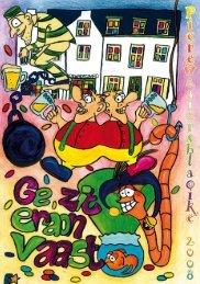 Download hier het Pierewaaiersblaoike 2008 - CV De Pierewaaiers