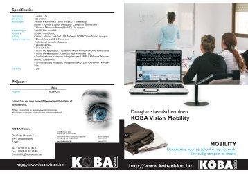Productbrochure - Saarberg