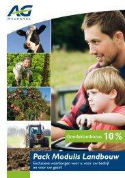 Pack Modulis Landbouw - AG Insurance