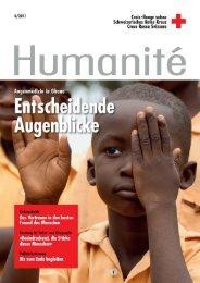 beeindruckend, die Stärke dieser Menschen ... - Magazin Humanité