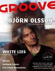 WHITE LIES - Groove